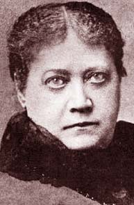H.P. Blavatsky, founder of Modern Theosophy