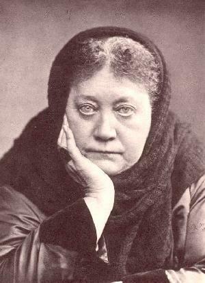 Helena Petrovna Blavatsky (1831-1891), founder of modern Theosophy.
