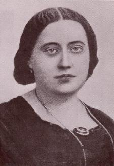HP Blavatsky as a young woman