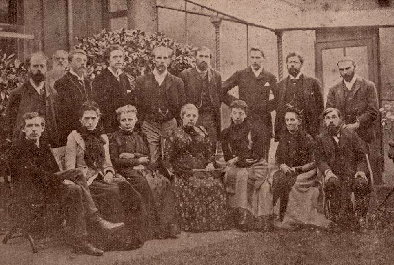 London T.S. Workers, July 1891