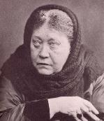 H.P. Blavatsky in 1889