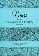 Letters from the Masters of the Wisdom, Series 1 & 2